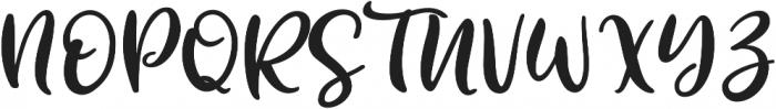 Ramson otf (400) Font UPPERCASE