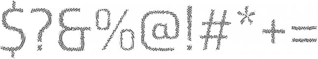Ranelte Deco Dot ttf (400) Font OTHER CHARS