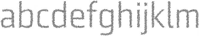 Ranelte Deco Dot ttf (400) Font LOWERCASE
