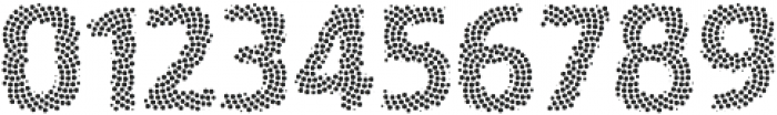 Ranelte Deco Dot ttf (700) Font OTHER CHARS