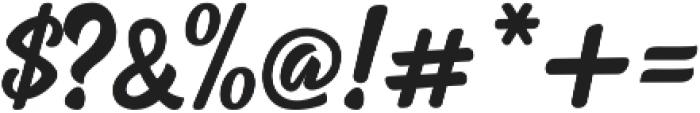 Raphtalia otf (400) Font OTHER CHARS
