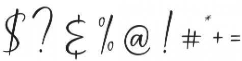 Rastanty Cortez Regular otf (400) Font OTHER CHARS