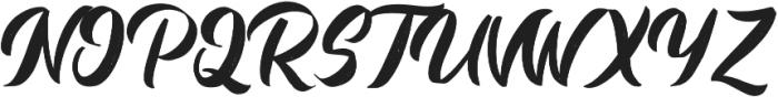 Rastynd otf (400) Font UPPERCASE