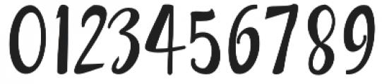 Rasyhanda otf (400) Font OTHER CHARS