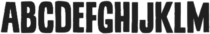 Rather Loud otf (400) Font LOWERCASE