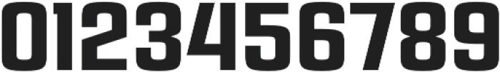Rauda Solid Unicase Regular otf (400) Font OTHER CHARS