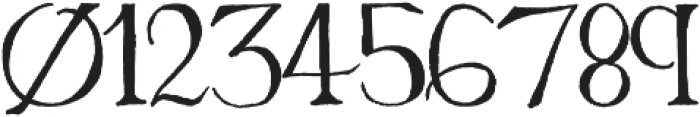 Ravenly otf (400) Font OTHER CHARS