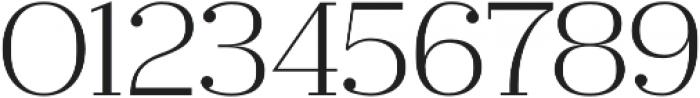 Ravensara otf (400) Font OTHER CHARS