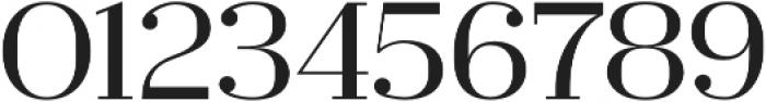 Ravensara otf (500) Font OTHER CHARS