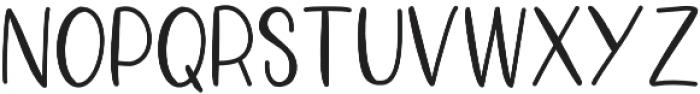 Rawr Sans (null) otf (400) Font LOWERCASE