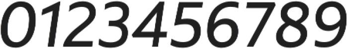 Rawson Medium It otf (500) Font OTHER CHARS