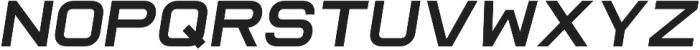 Raxtor otf (400) Font UPPERCASE