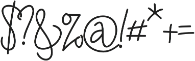 Raymod Colin Bold Two Bold otf (700) Font OTHER CHARS