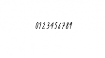 Rahayu - A Stylish Signature Font Font OTHER CHARS
