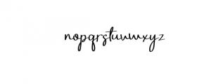Ravenna.ttf Font LOWERCASE