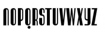 Radiogram Solid Font UPPERCASE