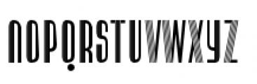 Radiogram Tall Font UPPERCASE