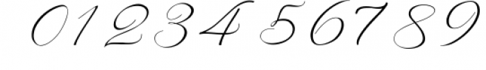 Rachela Lovely Calligraphy Font 3 Font OTHER CHARS