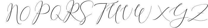 Rachela Lovely Calligraphy Font Font UPPERCASE