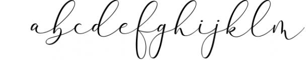 Rachela Lovely Calligraphy Font Font LOWERCASE
