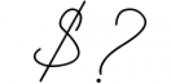 Rahayu Signature Font Font OTHER CHARS