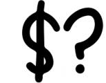 Rain Lily - Simple Monoline Handwritten Font Font OTHER CHARS