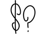 Raspberry - A Handwritten Script Font Font OTHER CHARS
