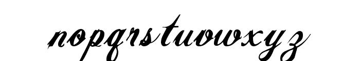 RADAGUND Font LOWERCASE