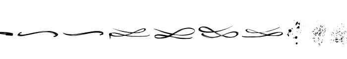 RASQUAKE extra Font UPPERCASE
