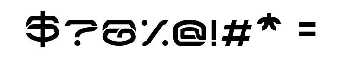 RAYNALIZ-Light Font OTHER CHARS