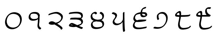 Raaj Medium Font OTHER CHARS