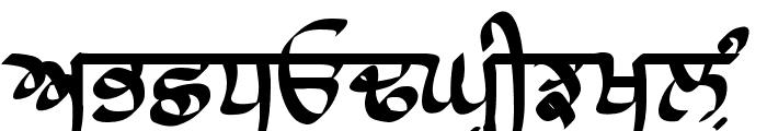 Raaj Script Thin Font UPPERCASE