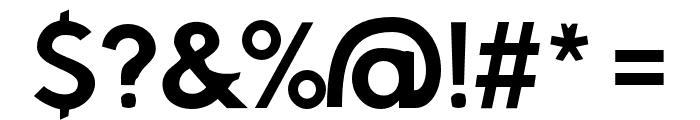 Rabbid Highway Sign IV Oblique Font OTHER CHARS