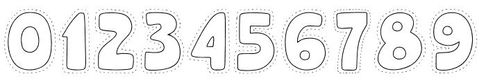 Rabbit Jump Font OTHER CHARS