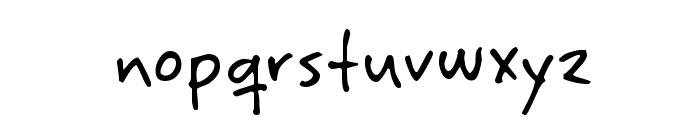 Rabiohead Font LOWERCASE