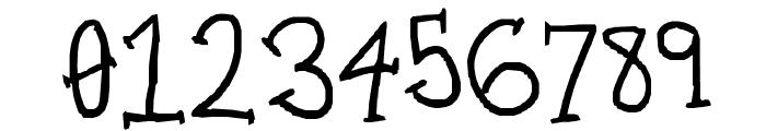 Rachel Rabbit's Lawn Font OTHER CHARS