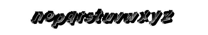 RacingFlow Font LOWERCASE