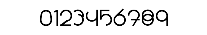 Radii Font OTHER CHARS