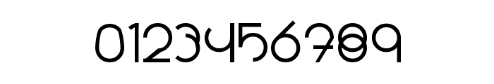 Radius Font OTHER CHARS