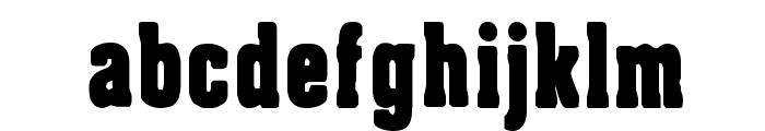 Rafael Regular Font LOWERCASE