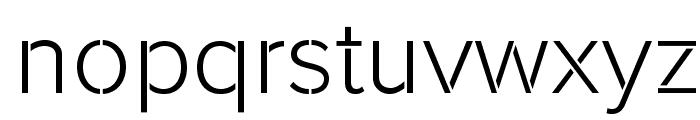 Rafale-BG Font LOWERCASE