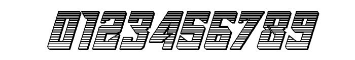 Raider Crusader Chrome Font OTHER CHARS