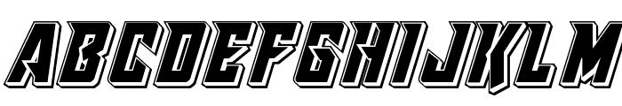 Raider Crusader Punch Font LOWERCASE