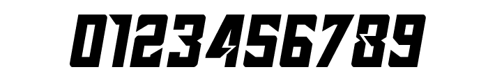 Raider Crusader Semi-Straight Font OTHER CHARS