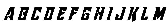 Raider Crusader Title Font LOWERCASE