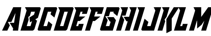 Raider Crusader Font UPPERCASE
