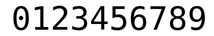 Rail Model Font OTHER CHARS