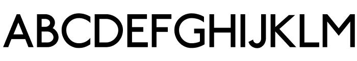 Railway Font UPPERCASE