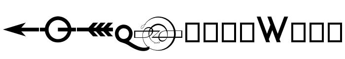 RailwayAlternate Font LOWERCASE