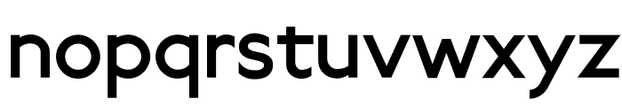 Railway Font LOWERCASE